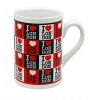 I Love London Repeat Pattern Mug